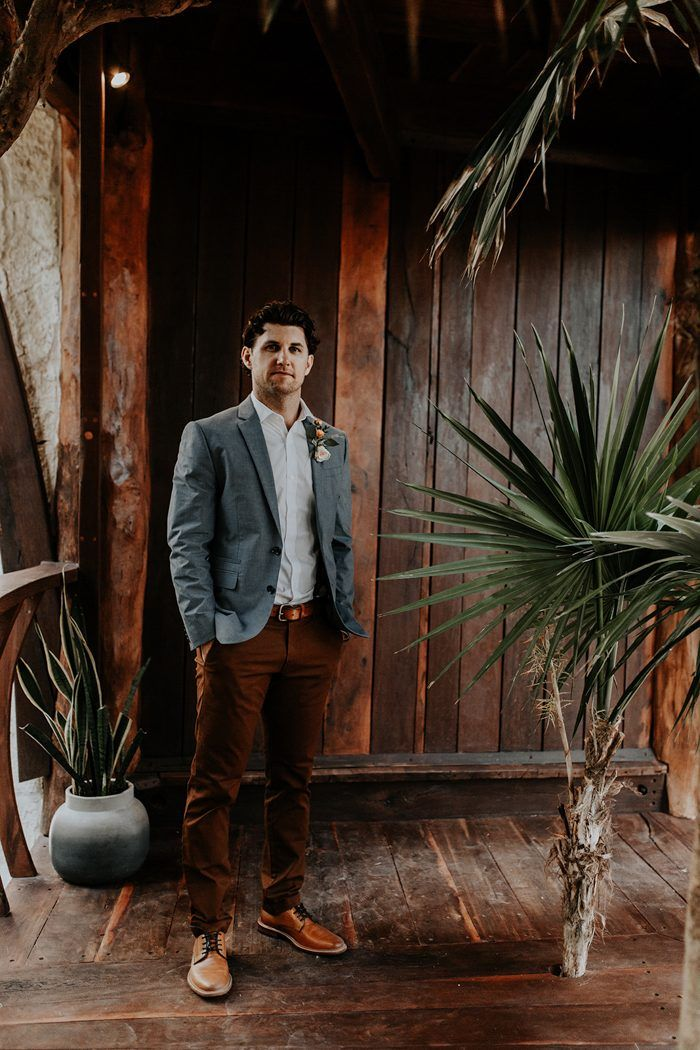 Charming Boho Groom Attire Ideas to Love